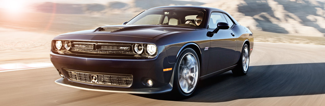 2016 Dodge Challenger Hellcat Exterior Front End